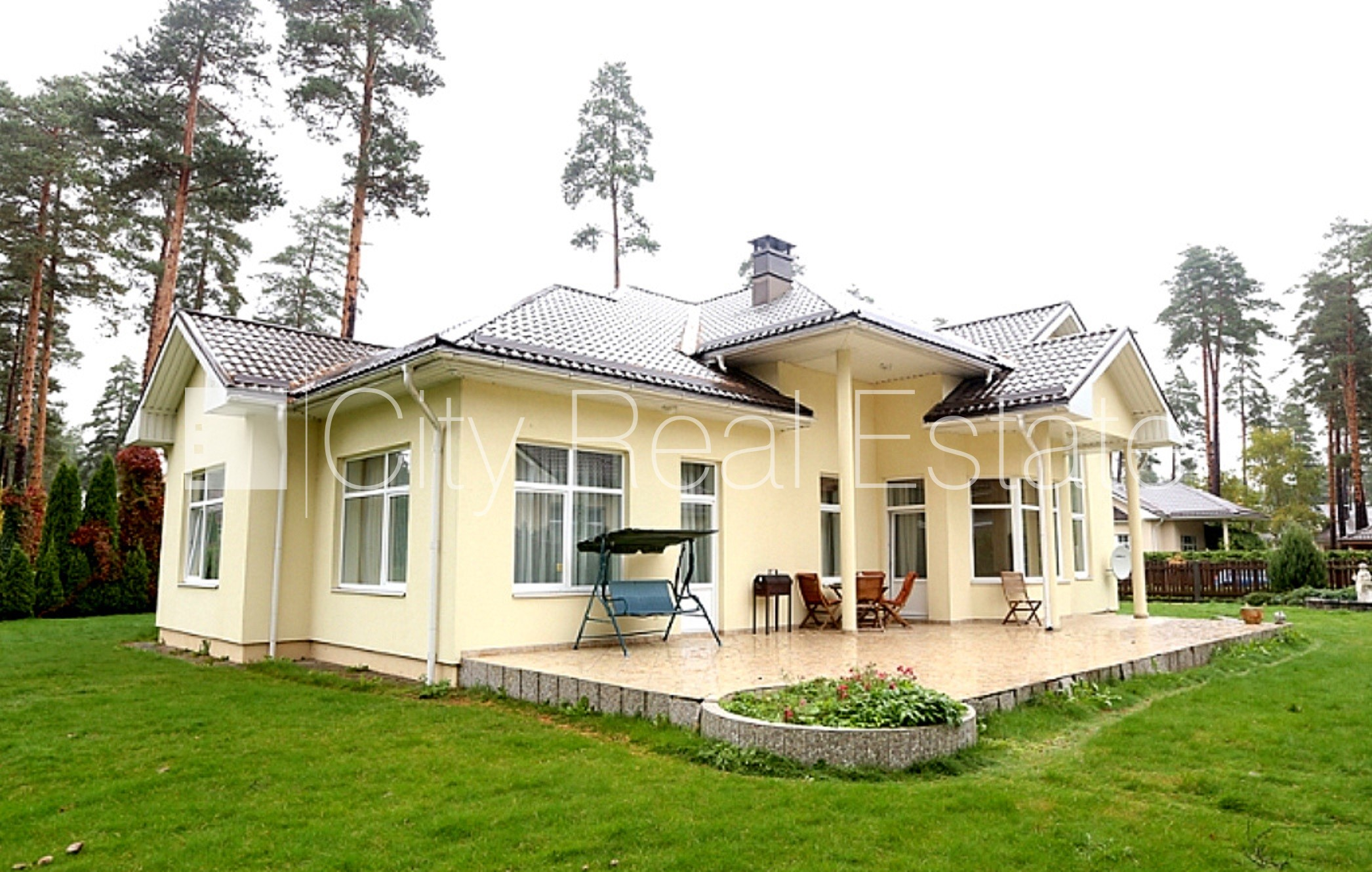 A photo of House in Riga