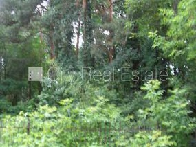 Land for sell in Riga, Mezaparks 411200