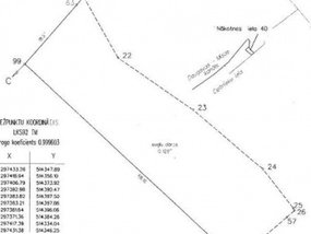 Land for sale in Riga district, Kekava 410999