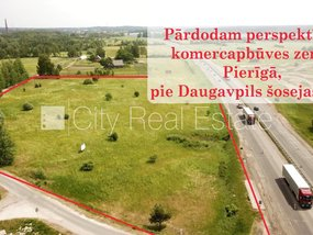 Land for sale in Ogres district, Ikskiles pilsetas country area 194004