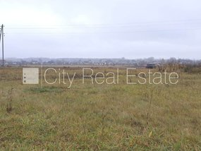 Land for sale in Riga district, Rāmava 422790