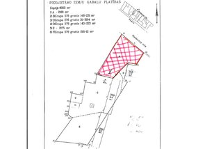 Land for sale in Riga, Kengarags 425486