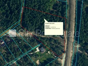 Land for sale in Riga, Vecdaugava 425816