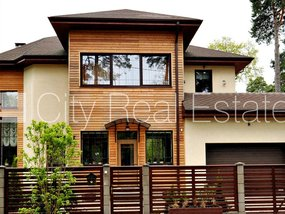 House for rent in Jurmala, Dzintari