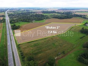Land for sell in Riga district, Olaine