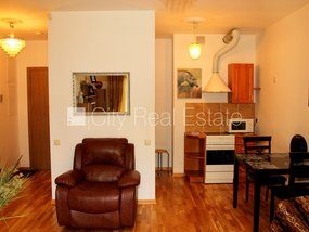 Apartment for rent in Riga, Kipsala