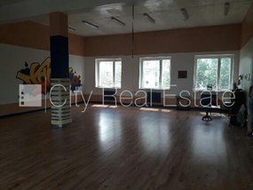 Commercial premises for lease in Riga district, Salaspils