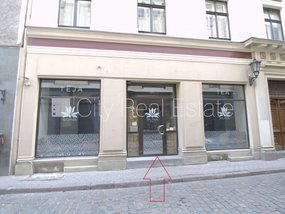 Commercial premises for lease in Riga, Vecriga (Old Riga)