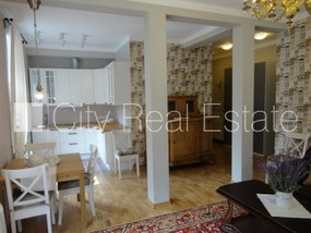 Apartment for shortterm rent in Jurmala, Majori 411499