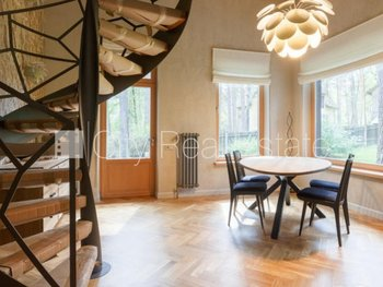 House for rent in Riga, Mezaparks 422212