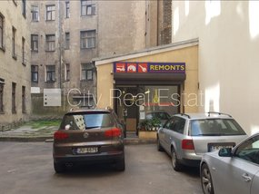 Commercial premises for lease in Riga, Riga center 427251