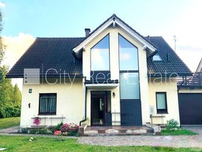 House for rent in Riga district, Marupe