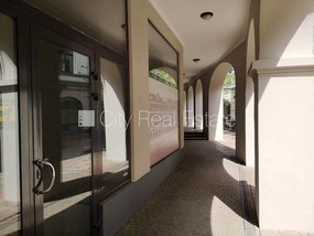 Commercial premises for lease in Riga, Riga center 422000