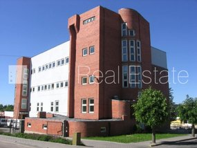 Commercial premises for lease in Gulbenes district, Gulbene 396897