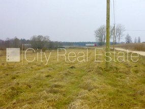 Land for sale in Riga district, Rural territory of Baldone 426014