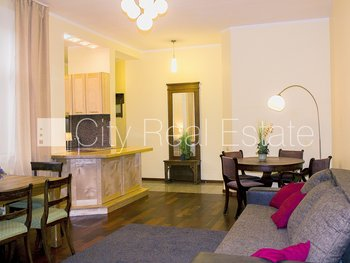 Apartment for shortterm rent in Riga, Riga center 427670