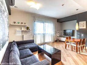 Apartment for rent in Riga, Kliversala