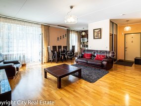 Apartment for sale in Riga, Mezciems
