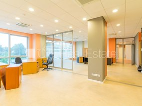 Commercial premises for lease in Riga, Sampeteris-Pleskodale