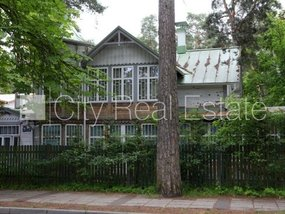 House for sale in Jurmala, Dzintari 39938
