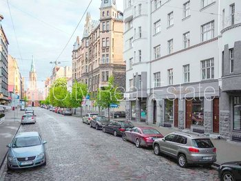 Apartment for sale in Riga, Riga center 412739
