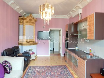 Apartment for shortterm rent in Riga, Riga center 420042