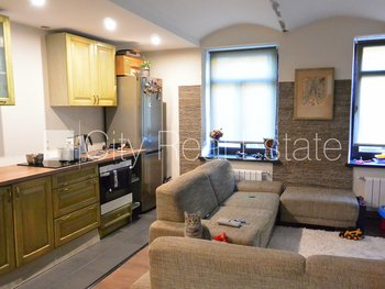 Apartment for sale in Riga, Agenskalns 417008
