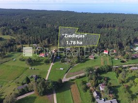 Land for sell in Liepajas district, Nicas parish