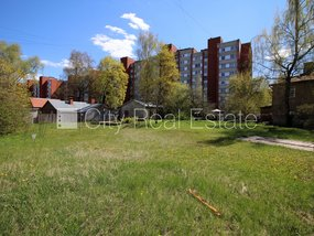 Land for sale in Riga, Teika