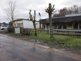 Commercial premises for sale in Ogres district, Keguma country area 416584