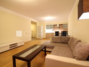 Apartment for rent in Riga, Sampeteris-Pleskodale 417436