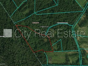Land for sale in Tukuma district, Engures parish 417983