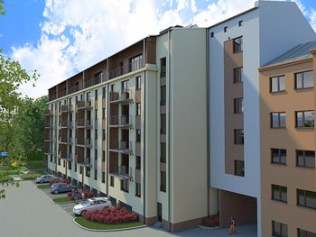 Midtown Apartments (Мидтощн Aпартментс)