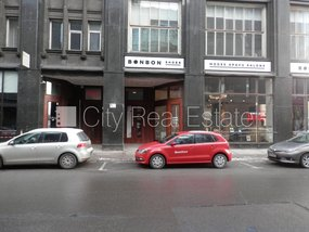 Commercial premises for lease in Riga, Riga center 280502