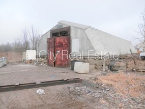 Commercial premises for lease in Riga, Kengarags