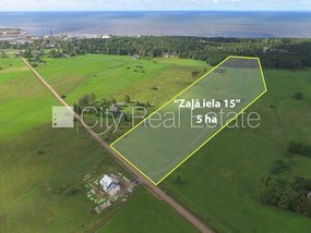 Land for sell in Limbazu district, Salacgriva