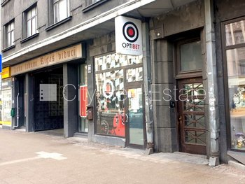 Commercial premises for lease in Riga, Riga center 422148