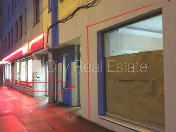 Commercial premises for lease in Riga, Riga center 422984