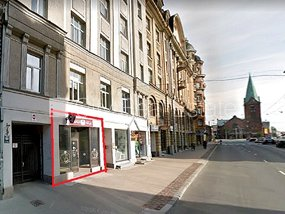 Commercial premises for lease in Riga, Riga center 425884