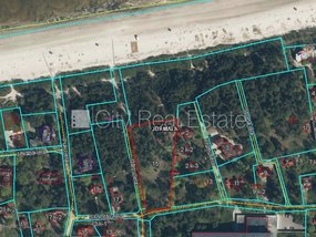 Land for sale in Jurmala, Melluzi 420523