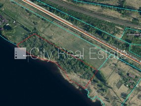 Land for sale in Ogres district, Keguma country area 417907