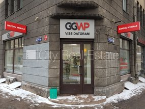 Commercial premises for lease in Riga, Riga center 421406