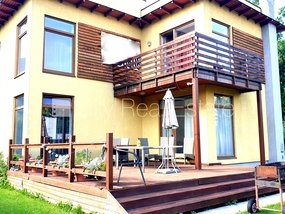 House for shortterm rent in Riga, Sampeteris-Pleskodale