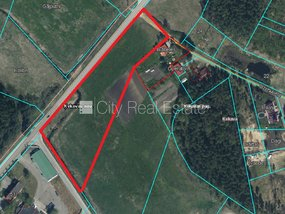 Land for sale in Riga district, Kekava 507592
