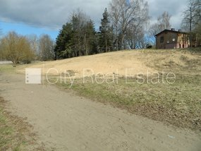 Land for sale in Riga, Sampeteris-Pleskodale 418167