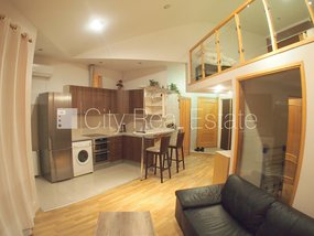 Apartment for sale in Riga district, Marupe