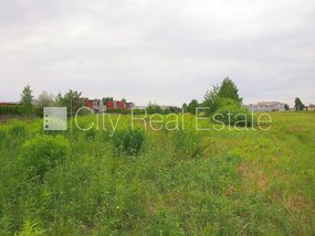 Land for sale in Riga district, Marupe