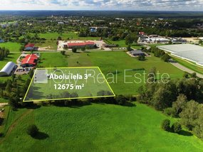 Land for sale in Cesu district, Cesis