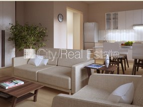 Apartment for sale in Riga, Kliversala 422188