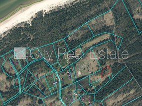 Land for sale in Talsu district, Kolkas parish